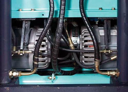 Электродвигатель погрузчика