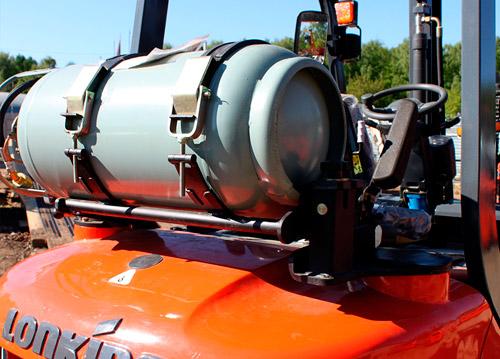 Газо-бензиновый вариант вилочного погрузчика